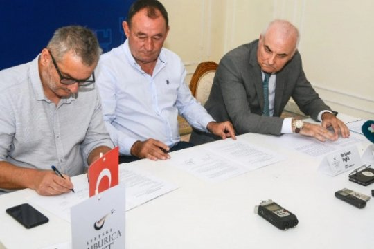 Cooperation protocol signed with Tamburica Fest